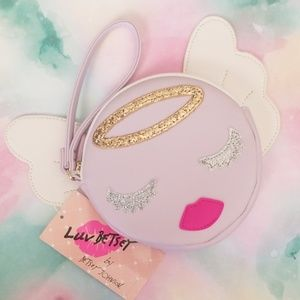 Betsey Johnson Angel Coin Purse